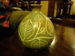 burnethillさんの新たな一面、陶芸家だった時の作品ですっ