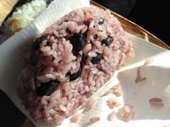 何と言ってもお米が美味しいっ